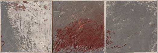 Grey + Deep Red Series