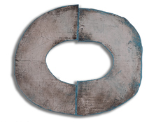 Semi-Circles (White)